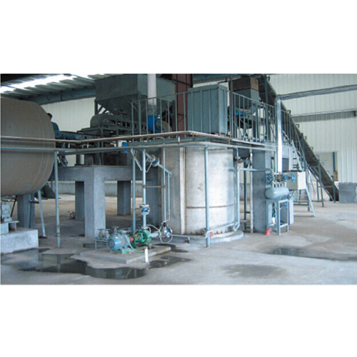 Compound Fertilizer Process